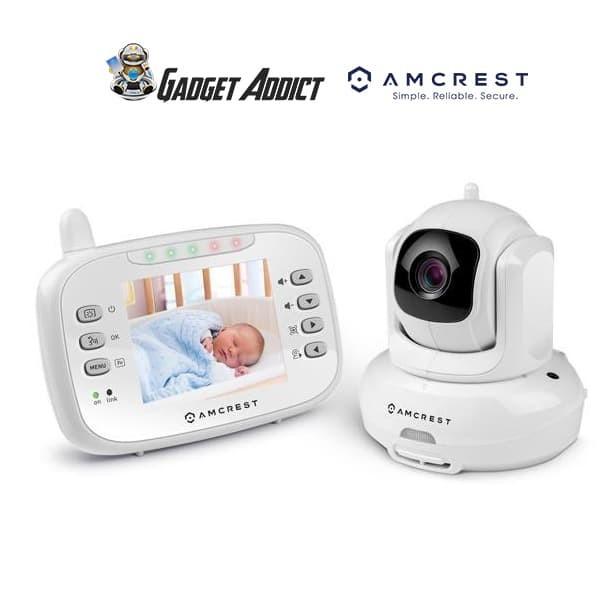 harga Amcrest care baby monitor ac-1 Tokopedia.com