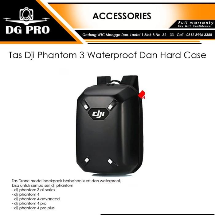 harga Tas dji phantom 3 waterproof dan hard case Tokopedia.com