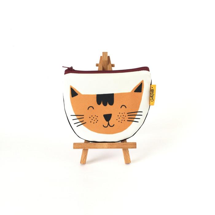 harga Mini pouch cat 14 - rit maroon Tokopedia.com