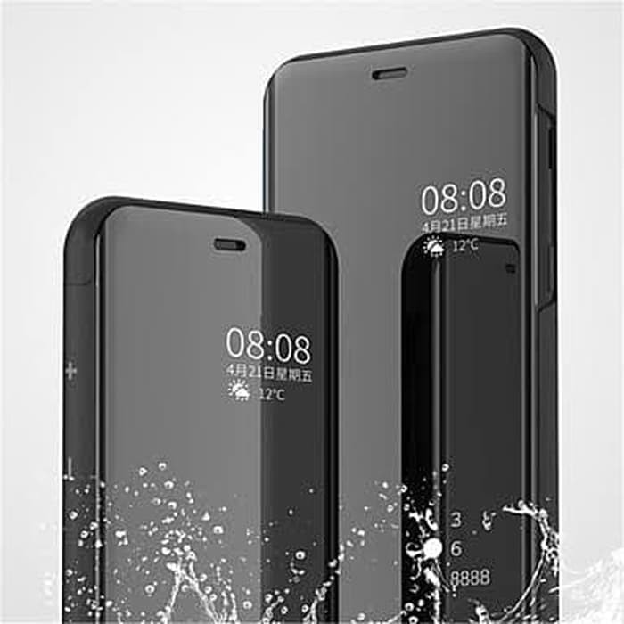 pretty nice b1c9a 700e9 Jual flip Case Samsung Galaxy A6plus A6 plus 2018 Clear View Standing Cover  - Kota Administrasi Jakarta Utara - Vinvend ACC | Tokopedia