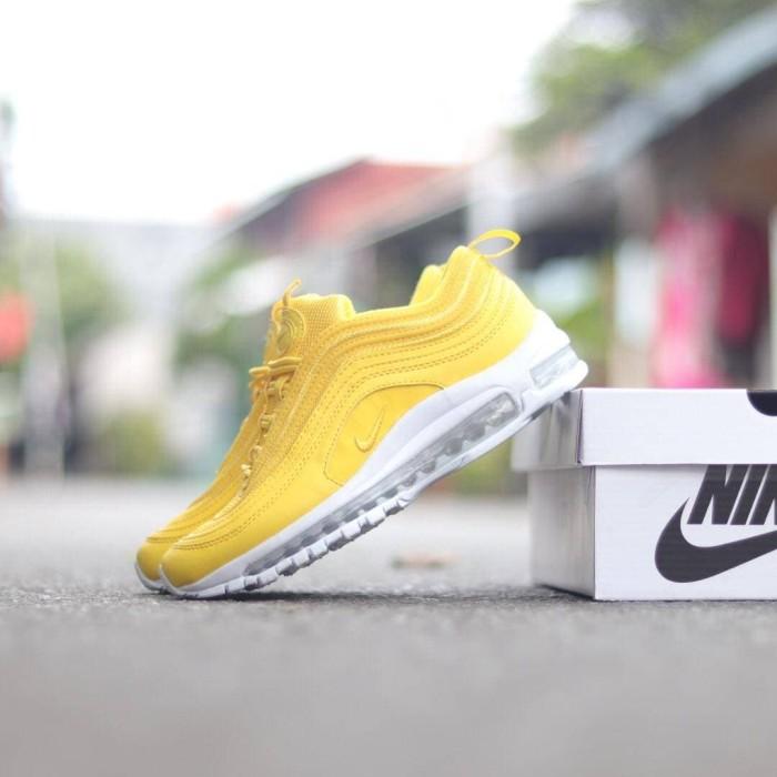 reputable site 83d1b 75245 Jual sepatu sneakers running Nike Air Max 97 Mustard Yellow premium wanita  - Kuning, 37 - DKI Jakarta - sepatupremium15   Tokopedia