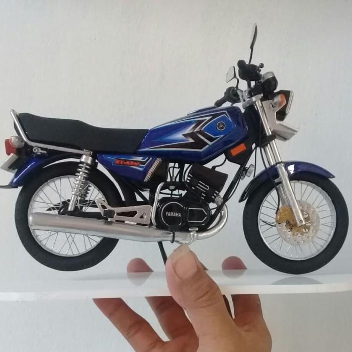 Jual Miniatur Motor Rx King Biru Kab Tangerang Pusat Miniatur Motor Tokopedia