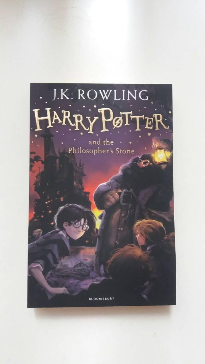 Jual Harry Potter And The Philosopher S Stone 1 Jakarta Utara AkuTokoBuku
