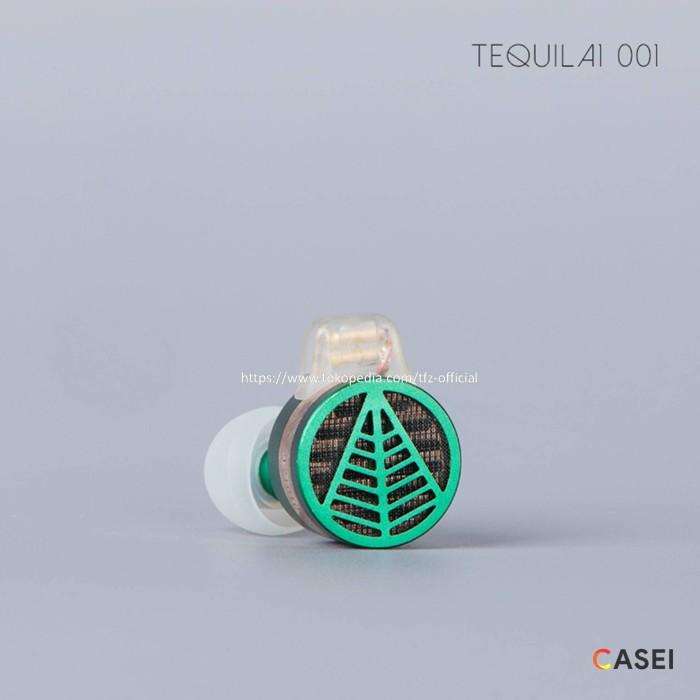 harga Tfz tequila hifi in ear monitor earphone with detachable cable - hijau muda Tokopedia.com