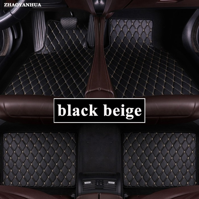 VOLVO XC60 2008 ON Tailored Fitted Carpet Car Floor Mats in BEIGE