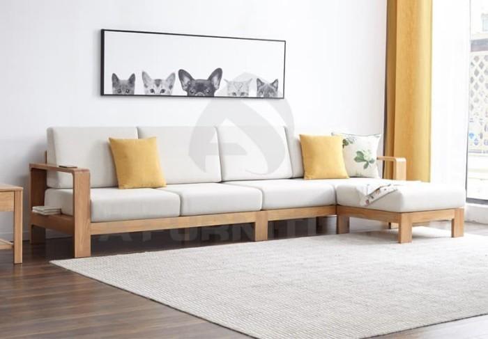 Jual A Furniture Kursi Sofa L Ruang Tamu Mewah Modern Minimalis Kayu Solid Kab Jepara A Furniture Tokopedia