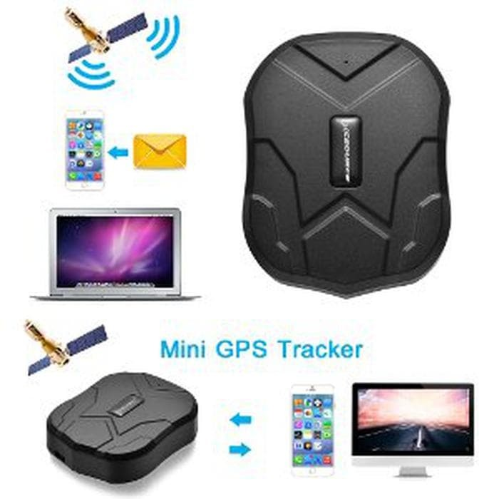 Car Tracking Device >> Jual Gps Car Tracking Device Powerful Magnet Vehicle Tracker Loca B12pm948 Dki Jakarta Srinarendra1 Tokopedia