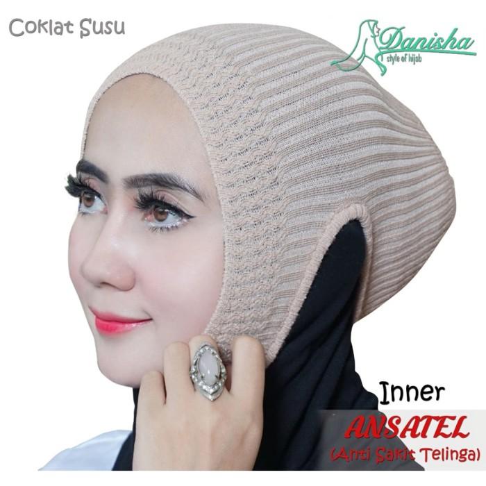 Foto Produk Ciput Inner Rajut Ansatel Ori Danisha Hijab dari tokomearamarva