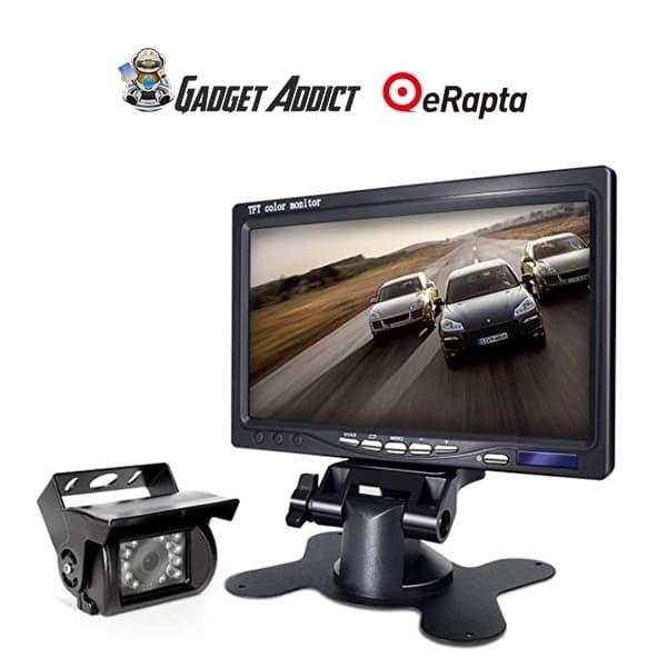 harga Erapta er01 wired backup camera and monitor Tokopedia.com