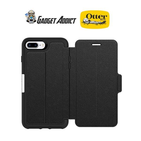 harga Otterbox strada series black leather case for iphone 7 / 8 Tokopedia.com