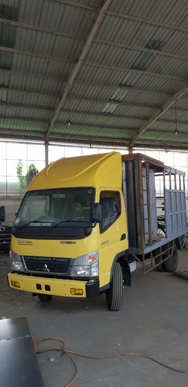 Jual Topi Kabin Mahkota Kabin Cabroof Deflector Untuk Kendaraan Niaga Jakarta Barat MJ TECH