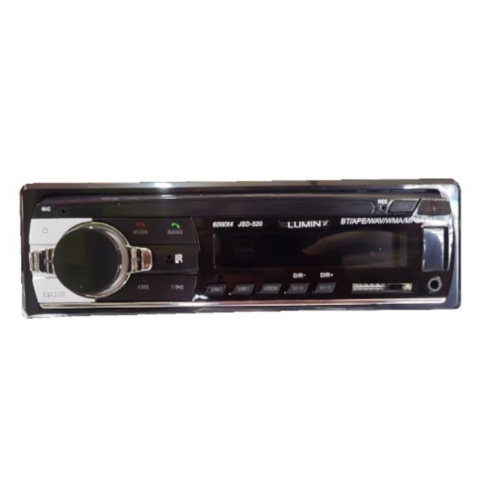 harga Tape mobil head unit single din usb bluetooth Tokopedia.com