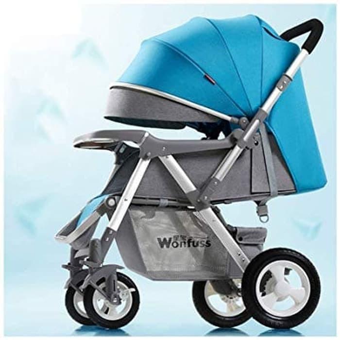 harga Stroller bayi original wonfus stroler baby wonfuss kereta dorong Tokopedia.com