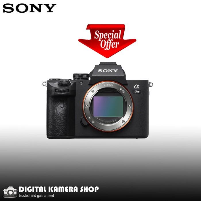 harga Sony alpha a7iii / alpha 7 mark iii / a7iii Tokopedia.com