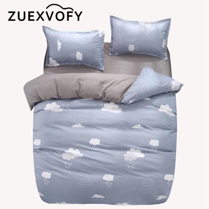120x90cm 2 pcs FILLED PILLOW+QUILT//DUVET NURSERY BEDDING SET COT BED 120x90cm//135x100cm