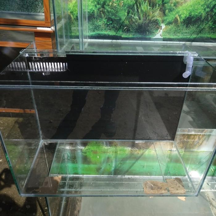 Jual Aquarium laut 60x40x40 + Pompa - Jakarta Barat ...
