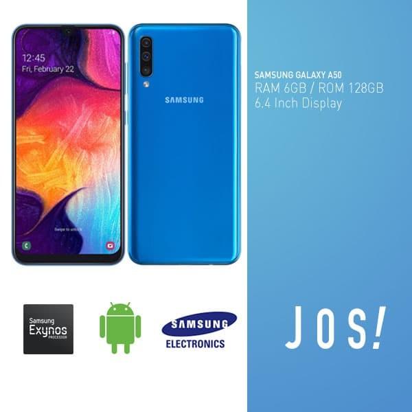 harga Samsung galaxy a505f a50 6/128 ram 6gb internal 128gb - garansi resmi - putih Tokopedia.com