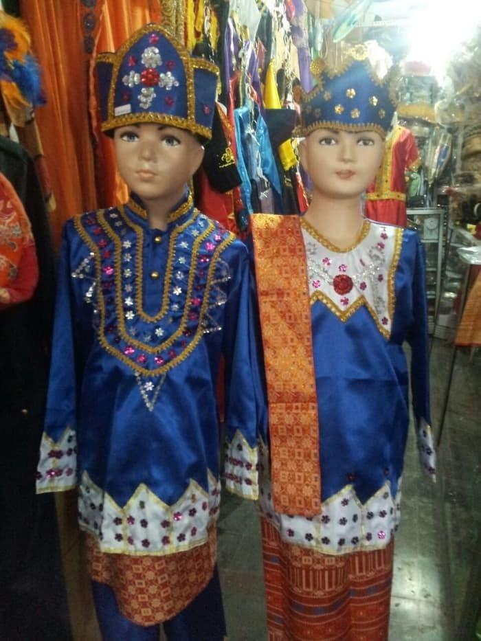 55 Contoh Baju Adat Eva Terbaru