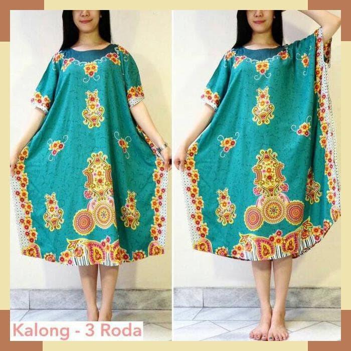 Jual Batik Hengky Kalong 3 Roda Wanita Dress Baju Tidur Kebaya Hamil Jakarta Barat Iffah On Line Shop Tokopedia
