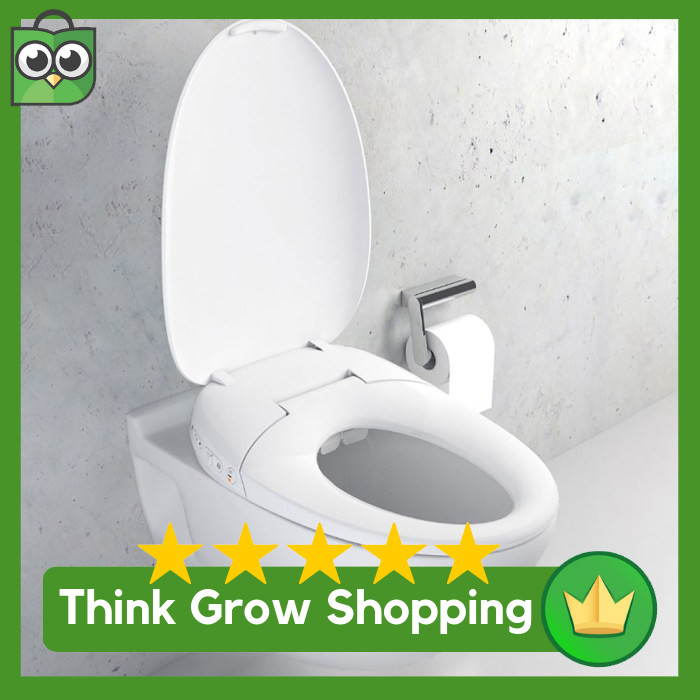PROMO Xiaomi Whale Spout Cuci Cerdas Suhu APP Cerdas Toilet Cover