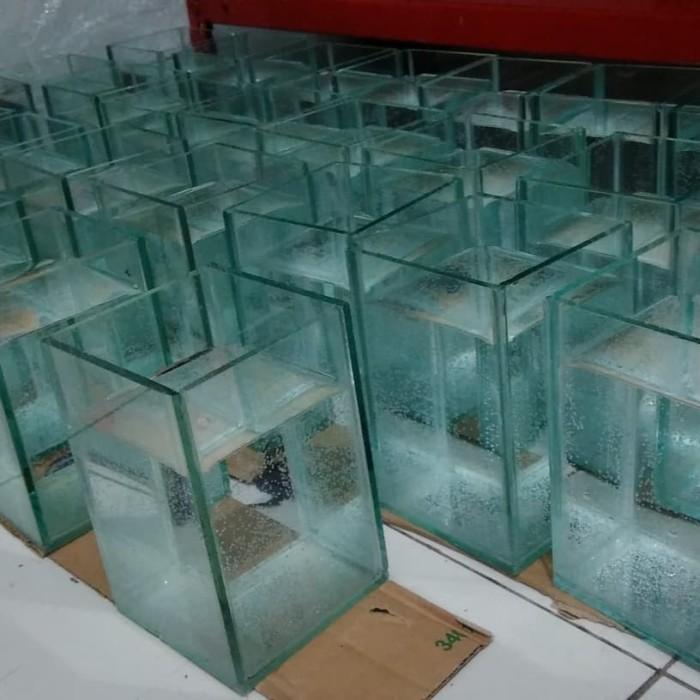 Jual Aquarium Ikan Cupang Soliter P 10 L 10 T 15 Kota Bekasi Rizkycheraaquarium Tokopedia