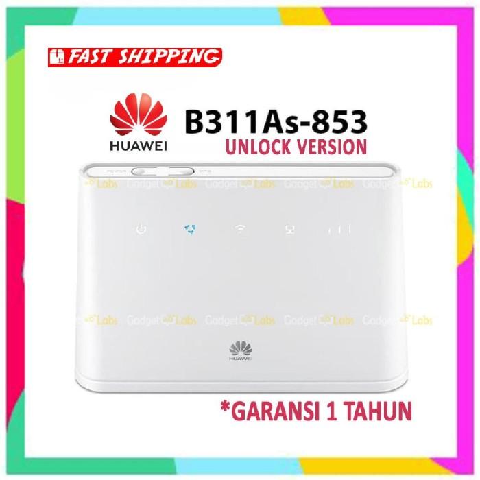 Jual RD Modem Mifi Wifi Huawei B311AS 4G LTE UNLOCK All Operator - DKI  Jakarta - rdstwn5 | Tokopedia