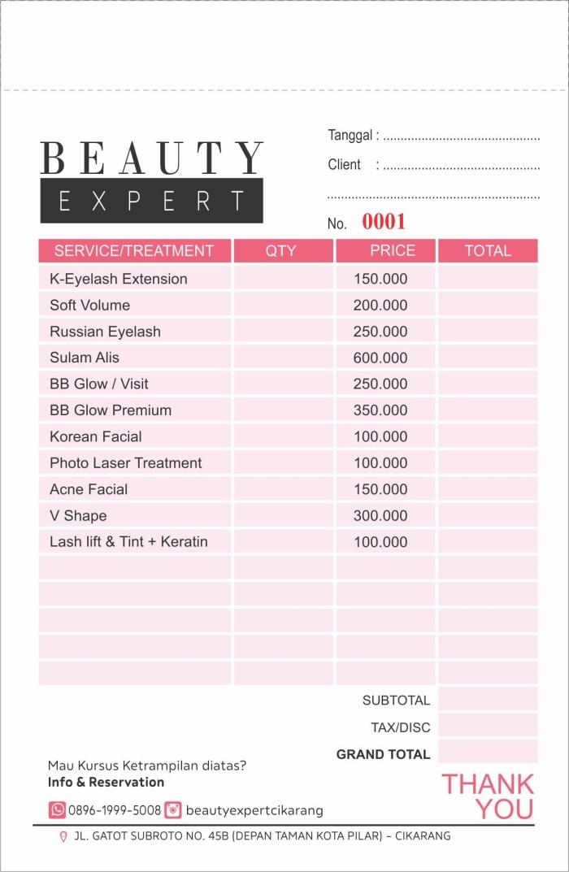 Jual Cetak Nota Ncr 2ply Murah Kota Medan Sprint Shop Tokopedia