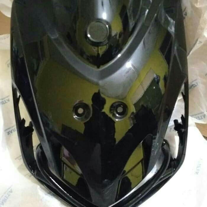 Foto Produk tameng depan mio smile / new / sporty hitam dari anggi sperpat