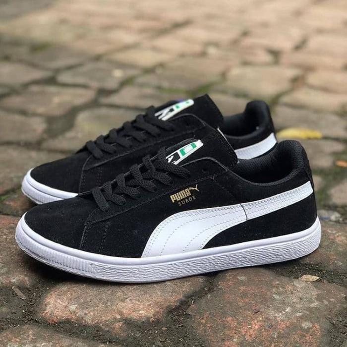 Jual Sepatu Puma Suede Terlaris Snekaers Skate Vans Dc Adidas Neo