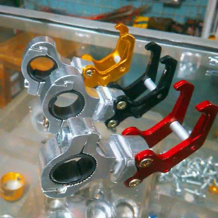 harga Aksesoris motor pcx lokal new pcx hook/gantungan barang Tokopedia.com