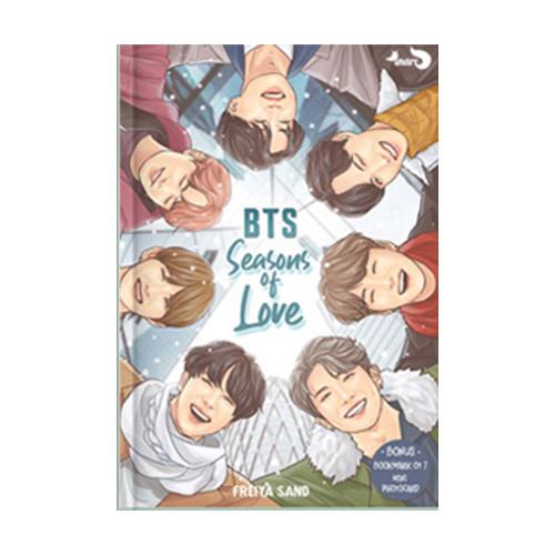 harga Bts season of love (edisi bertandatangan) Tokopedia.com