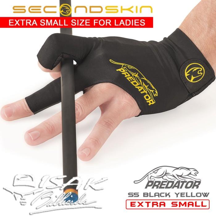 Foto Produk Predator Glove Extra Small - XS Ladies Sarung Tangan Billiard Biliar dari ISAK Billiard Sport Co.
