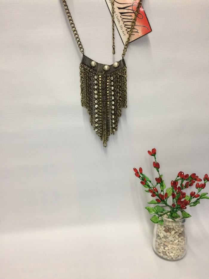 Foto Produk Batik Muda Aksesoris - Kalung (Kode ALAN00060) dari BatikMuda