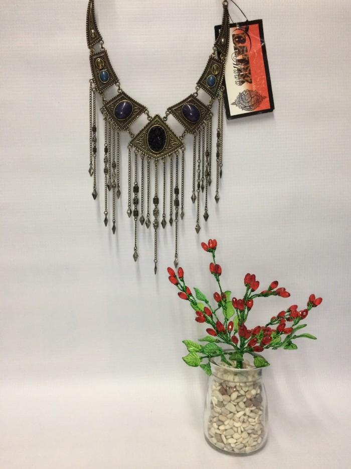Foto Produk Batik Muda Aksesoris - Kalung (ALAN00060) dari BatikMuda