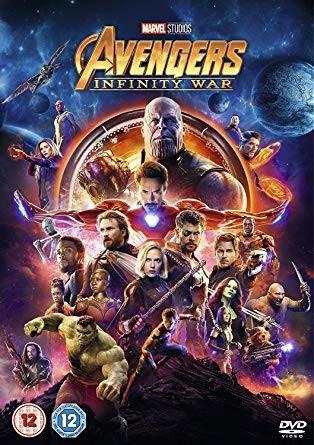 Jual Avengers Infinity War 2018 Kota Bogor Ryfilm Tokopedia