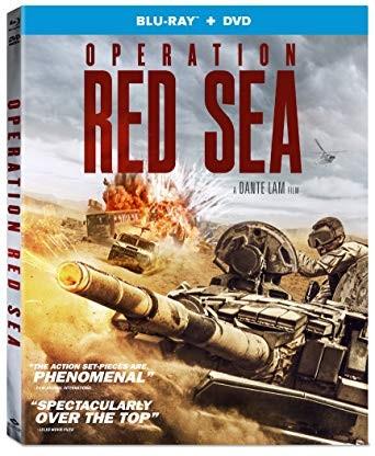 Jual Operation Red Sea 2018 Kota Bogor Ryfilm Tokopedia