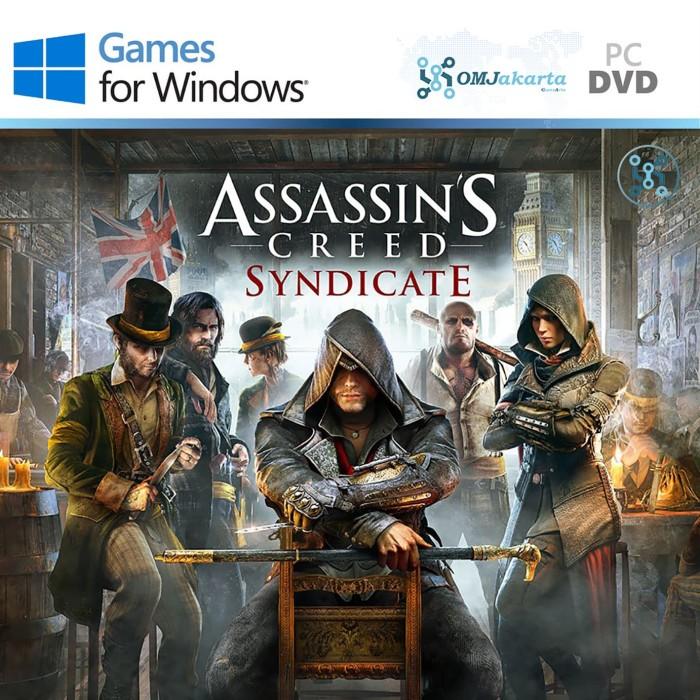 Jual Assassins Creed Syndicate Jakarta Timur Gocomputer