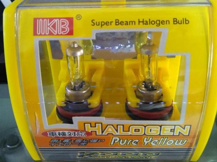 Jual New Bohlamp Lampu Mobil Lampu Halogen H11 Lampu Halogen Kuning Jakarta Barat Bernadho Tokopedia