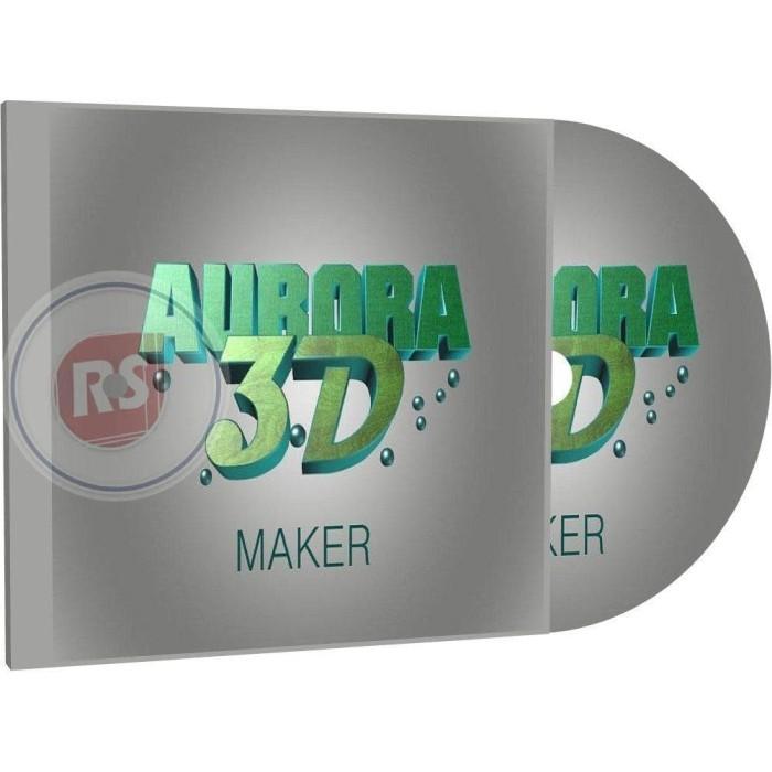 Jual Aurora 3d Text and Logo Maker 18 TERBARU 2018 BONUS Adobe Photoshop CC  - DKI Jakarta - Dunia-Aplikasi | Tokopedia