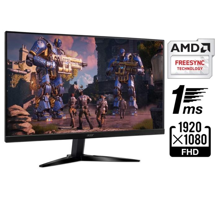 harga Acer 25  kg251qd gaming monitor amd freesync Tokopedia.com