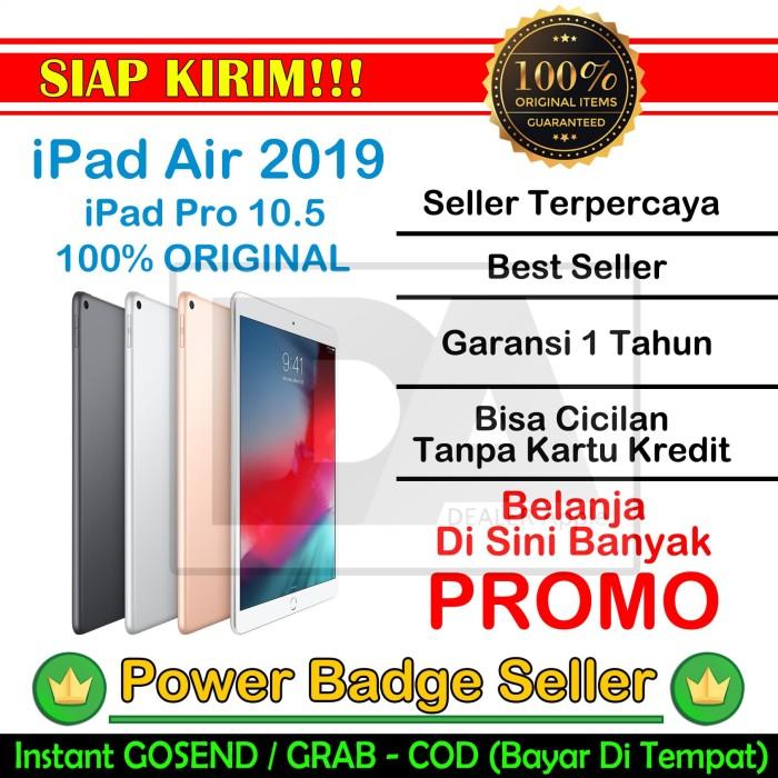 harga Ipad air 2019 105  wifi 64gb grey / silver / gold - garansi 1 tahun Tokopedia.com