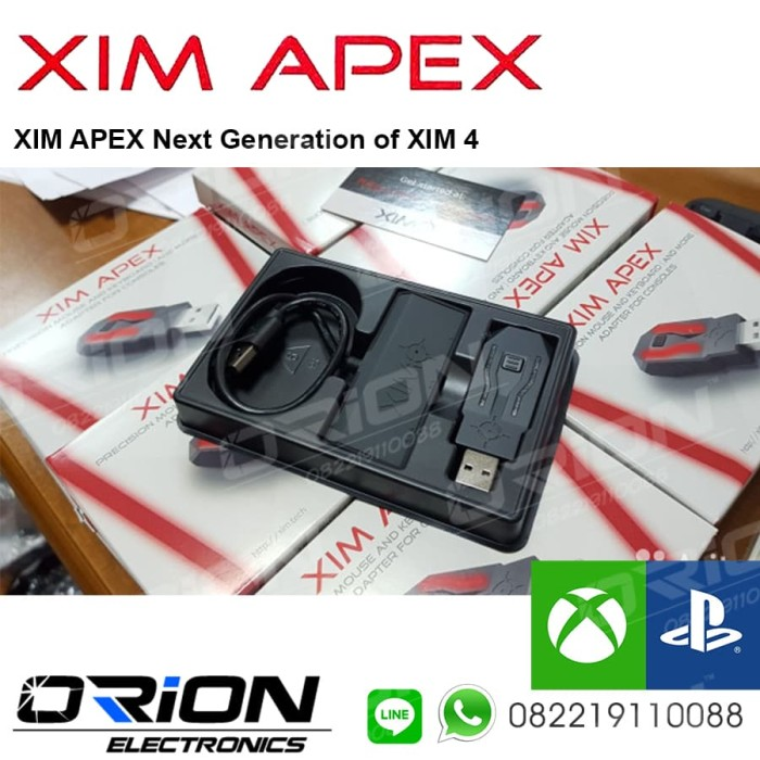 Jual XIM APEX Next Generation of XIM4 XIM 4 - Kota Bandung - Orion Car  Audio Bandung | Tokopedia