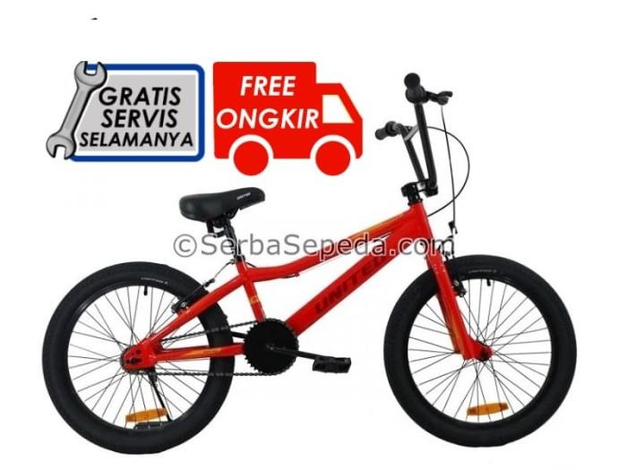 harga Sepeda bmx | sepeda united dbased 01 20 Tokopedia.com