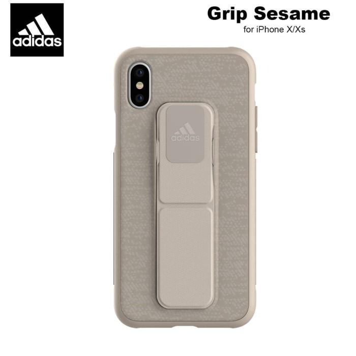 competitive price 6f9cb 5ab6c Jual Adidas Performance Grip Case iPhone X - Sesame - Kota Tangerang ...