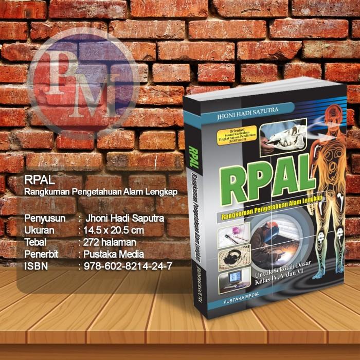 Foto Produk RPAL - Rangkuman Pengetahuan Alam Lengkap dari Pustaka Media Surabaya