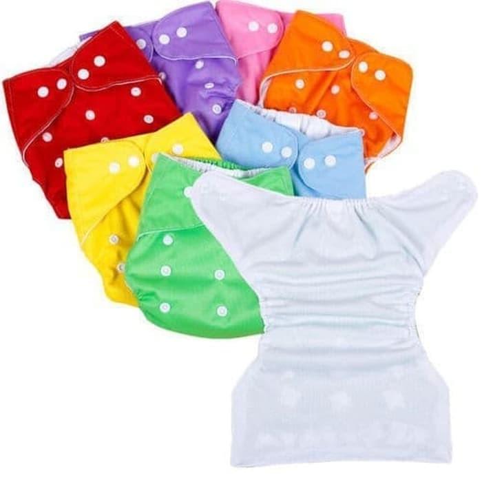 Foto Produk Clodi diaper popok kain berkancing / popok bayi anti bocor dari quralle