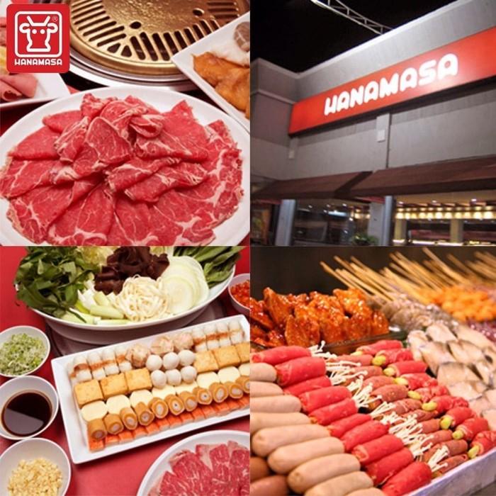 Jual Hanamasa All You Can Eat - Jakarta Timur - bigsmile | Tokopedia