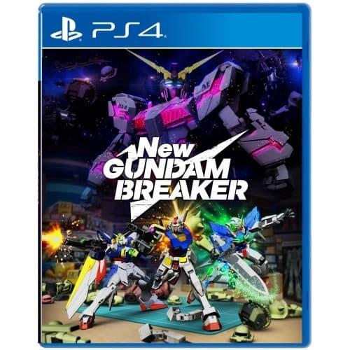 harga Ps4 new gundam breaker region 3/asia/english Tokopedia.com