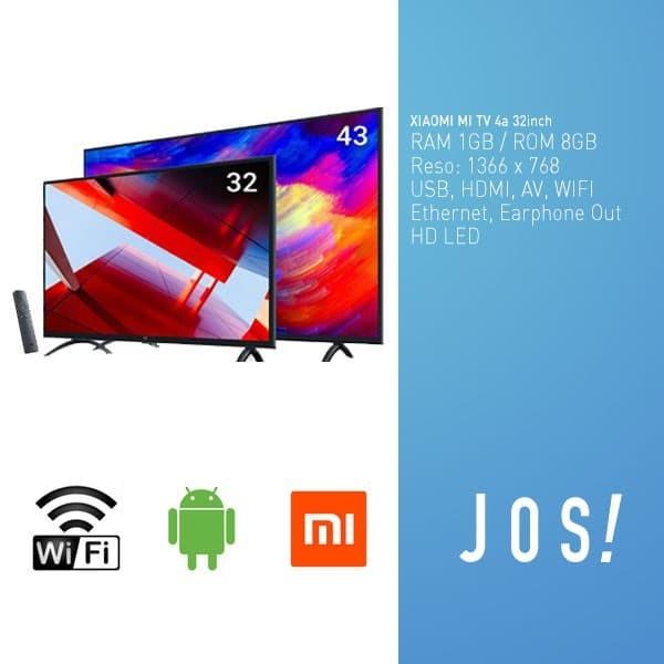 Jual xiaomi led tv 4a 32 inc android tv - Kab  Malang - ceria 563 |  Tokopedia