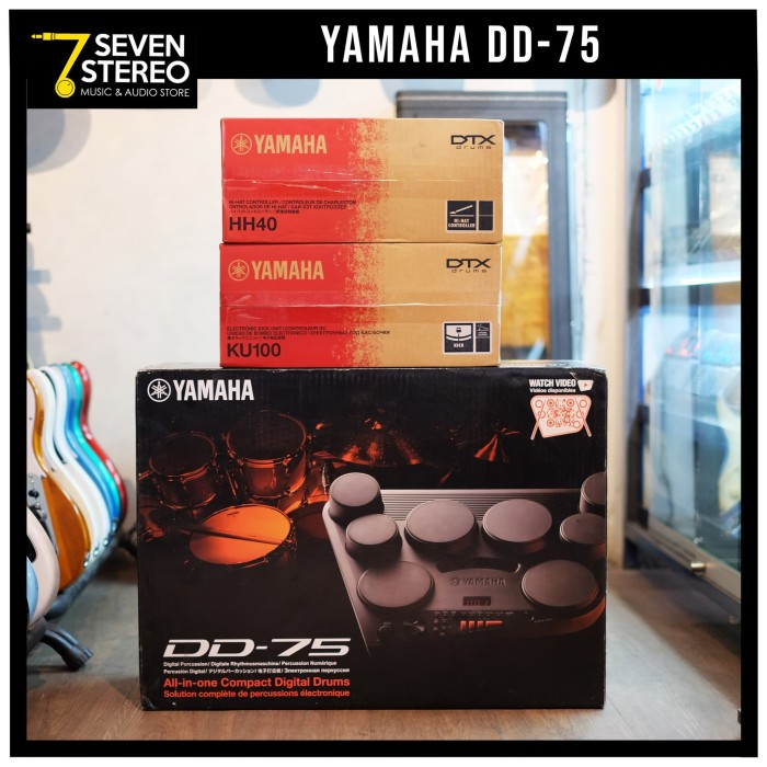harga Yamaha dd 75 drum pad dd75 Tokopedia.com